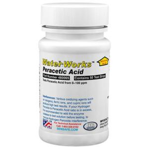 WaterWorks™ Peracetic Acid Bottle of 50 tests | 480065