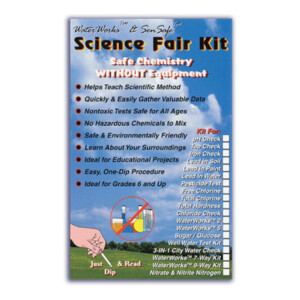 pH-Science Fair Kit - 30 Foil packed tests | ITS-480104-SFK