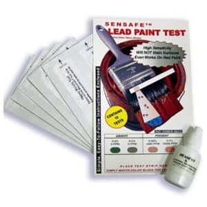 SenSafe® Lead Paint Test 10 tests | ITS-480310