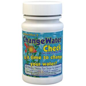 AquariaTest™ 2 - ChangeWater Check - Fresh Water Nitrate / Nitrite Test Strips | 480354