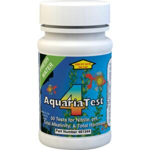 AquariaTest™ 4 - Fresh - Bottle of 50 tests | ITS-481344