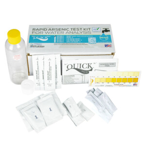 Quick Arsenic Mini for Water, Soil, and Wood - 5 Tests | ITS-481396-5