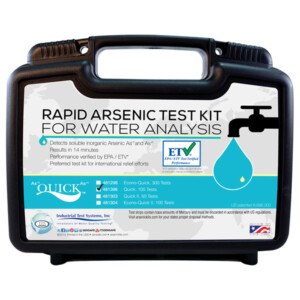 Quick Arsenic for Water, Soil and Wood - 100 tests | ITS-481396