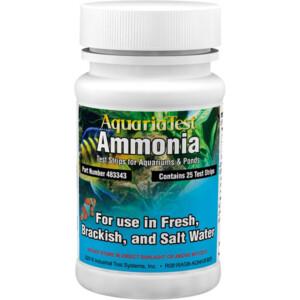 AquariaTest™ 1 - Ammonia - 25 tests | ITS-483343
