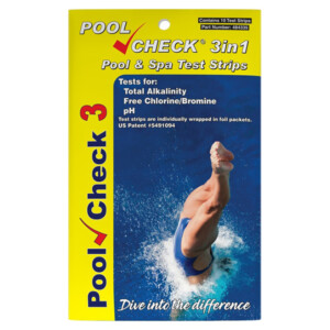 Pool Check® 3 in 1 - 10 foil-packed tests | ITS-484335