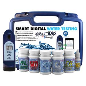 eXact iDip® Pool Starter Test Kit | Smart Photometer System | 486101-KP-K