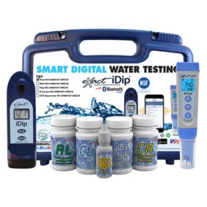 eXact iDip® Pool Professional Test Kit | Smart Photometer System | 486101-KP2-K