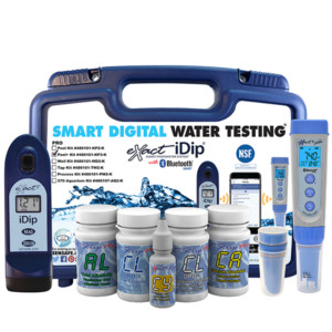 eXact iDip® Pool Pro+ Test Kit | Smart Photometer System | 486101-KP3-K