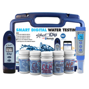 eXact iDip® Process Water Professional Test Kit | Smart Photometer System | 486101-PW2-K
