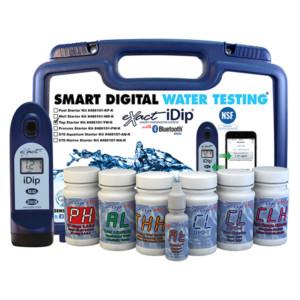 eXact iDip® Tap Water Starter Test Kit | 486101-TW-K
