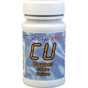 eXact Strip Micro Copper - Bottle of 50 tests   ITS-486632