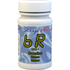 eXact Strip Micro Bromine (DPD-1) - Bottle of 100 tests| ITS-486636