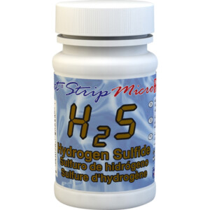 eXact® Strip Micro Hydrogen Sulfide (525nm) - Bottle of 50 tests   ITS-486646