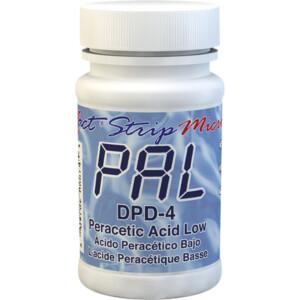 eXact® Strip Micro Peracetic Acid - Low Range - Bottle of 100 tests | ITS-486674