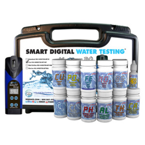 eXact® Micro 20 Bluetooth® Photometer Pool Kit | 486700-BT-KP