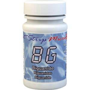 eXact® Strip Micro Biguanide - Bottle of 50 tests   ITS-486810
