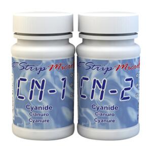 eXact® Strip Micro Cyanide - Kit of 50 tests   ITS-486812