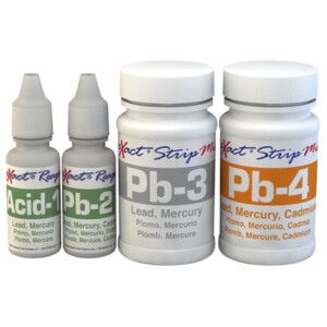 eXact® LEADQuick® Water Reagent Set - kit of 50 tests   ITS-486901
