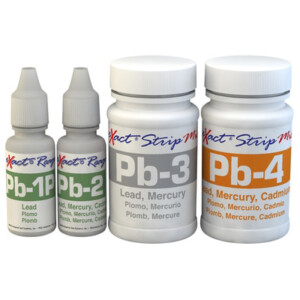 eXact® LEADQuick™ Lead in SOIL Reagent Set | ITS-486902