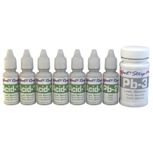 Lead Paint Check Reagent Set - Kit of 50 tests | ITS-486905