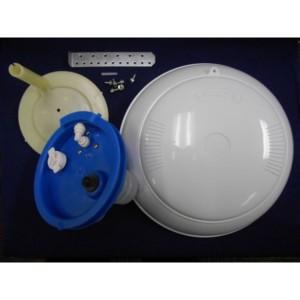 Oasis B1NR/POU STW White Conversion Kit   504602