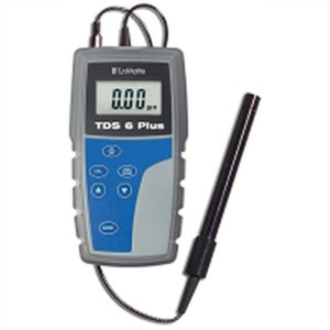 TDS 6 Plus Meter, Handheld, Digital   LaMotte 5-0036-02