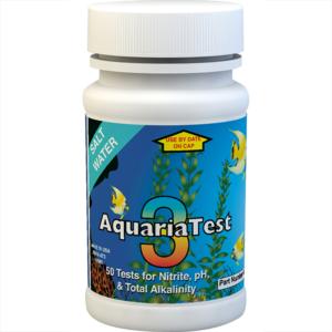 AquariaTest™ 3 - Marine - Bottle of 50 tests | ITS-481343