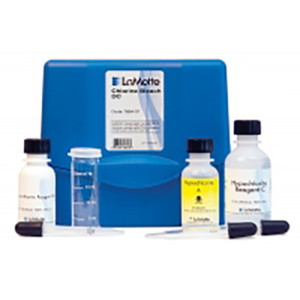 Chlorine Bleach Test Kit, Drop Count 1 drop = 0.005% or 50ppm | LaMotte 7894-01