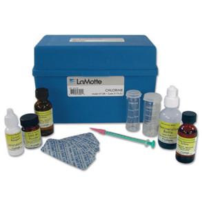 Chlorine Test Kit, DRT 0-10PPM | LaMotte 3176-02