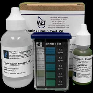 Tannin-Lignin Testing