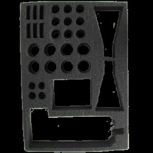 Foam insert for salesman case PW-2045 or 2050 | PW-1055