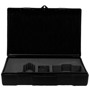 Test kit case with foam inserts | PW-1110