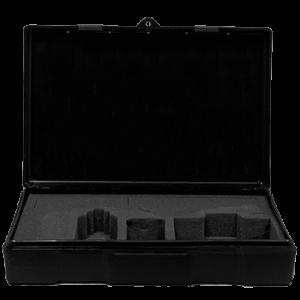 Test kit case with foam inserts   PW-1110
