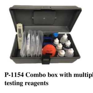 Combo Test Kit Box with Foam Inserts | PW-1154