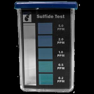 Sulfide comparator, RT | PW-5030