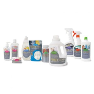 Soap and Cleaning Products