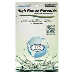 Sensafe High Range Peroxide -481116