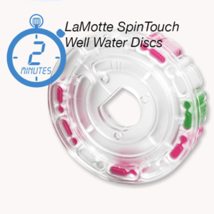 Pack of 50 Treated Water SpinTouch Disc