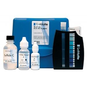 Sulfide Test Kit, Octa-Slide 2 0.2-20.0 ppm   LaMotte 4456-01