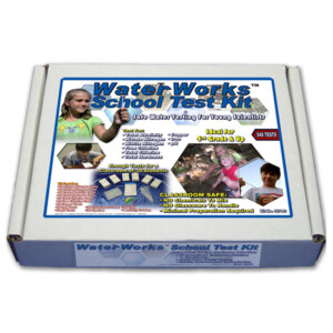 WaterWorks™ School Kit - 2 tests each per 30 students   ITS-487995