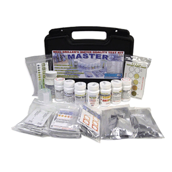 ITS Well Driller's Test Kit - Master   ITS-487989